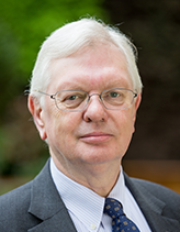 Photo of Dr Stephen Baister